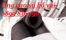 Ống cao su bố vải giá rẻ