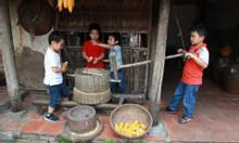 Trải nghiệm cuộc sống thôn quê tại Làng cổ Đường Lâm