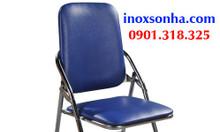 Ghế xếp nệm, ghế xếp inox, ghế xếp dây thun, ghế xếp văn phòng