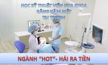 Đào tạo kỹ thuật viên nha khoa, điều dưỡng đa khoa