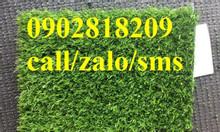 Sỉ lẻ cỏ trải thảm, cỏ nhân tạo trang trí sân vườn, ban công