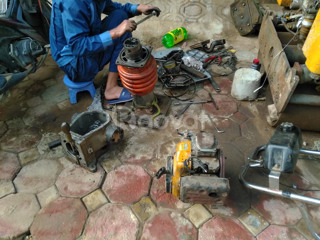 Sửa máy đầm cóc tại Hà Nam - máy đầm cóc Mikasa