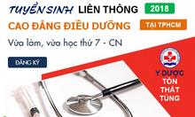 Liên thông cao đẳng Điều dưỡng 1,5 năm tại TpHCM