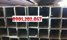 Vuông đen, vuông kẽm 100x100x5, thép hộp 100x100
