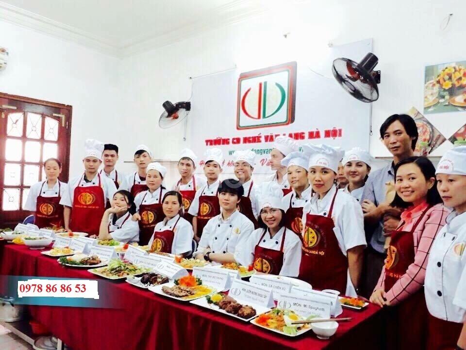 Địa chỉ uy tín học sơ cấp nấu ăn tại Đà Nẵng