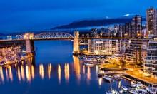 Tour Canada 6N5Đ : Vancouver - Mùa Thu lộng lẫy ở Canada