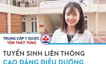 Liên thông cao đẳng điều dưỡng tại TpHCM học phí ưu đãi