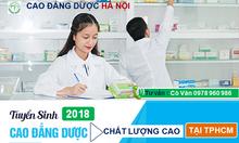 Tại sao lại đăng ký học cao đẳng dược Hà Nội?