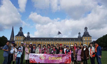 Tour Châu Âu 5 nước 9N8Đ : Pháp – Luxemburg  – Đức – Hà Lan – Bỉ