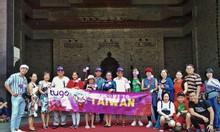 Tour Đài Loan 5n5đ: Đài Bắc - Đài Trung - Gia Nghĩa - Lý Sơn - Disney