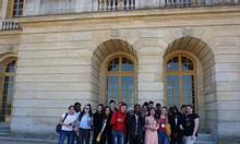 Tour Pháp Mono 6N5Đ - Ngắm Hoa Anh Đào Trên Đất Pháp