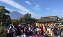 Tour Nhật Bản 4n4đ: Nagoya - Hakone - Tokyo - Núi Phú Sĩ