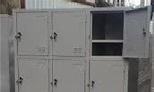 Sản xuất tủ đựng đồ cá nhân, nhân viên theo yêu cầu