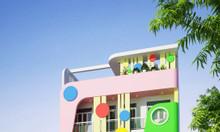 Thiết kế trường mầm non Hoa Mai Bình Tân