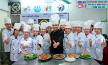 Học nấu ăn chuyên nghiệp tại Hà Nội – được giới thiệu việc làm