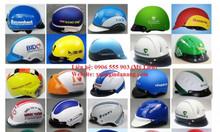Cung cấp mũ bảo hiểm giá rẻ tại Quảng Ngãi, mũ bảo hiểm in logo