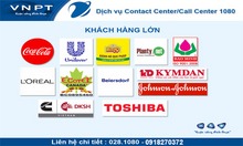 Dịch vụ Contact Center - Call Center 1080