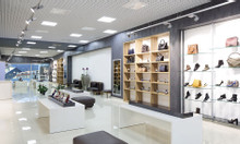 Thiết kế thi công nội thất showroom điện thoại uy tín chất lượng