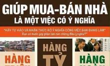 Dịch vụ nhà đất quận nội thành Hà Nội