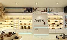 Thiết kế thi công sản xuất nội thất showroom vật liệu xây dựng