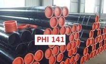 Thép ống đúc DN 125, phi 141, thép ống DN 125, phi 141
