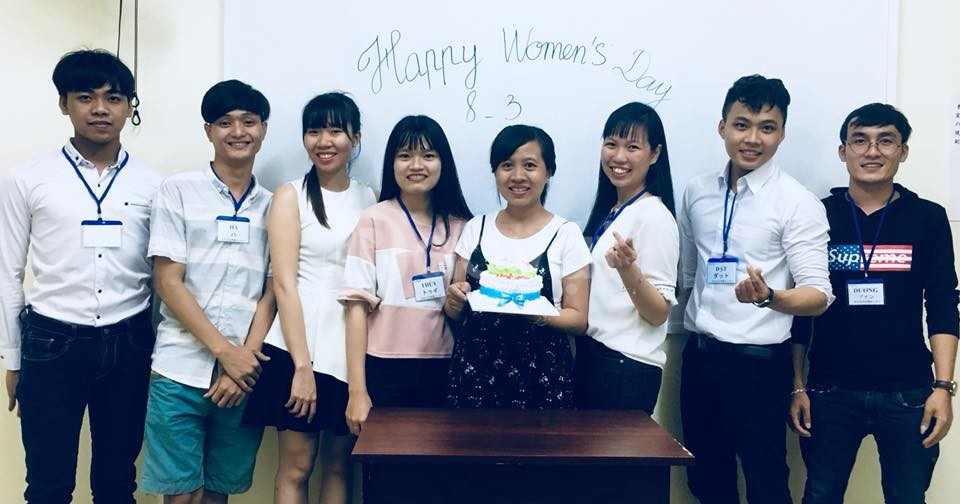 Học tiếng Nhật với người Nhật tại lớp học tiếng Nhật Thủ Đức, quận 9
