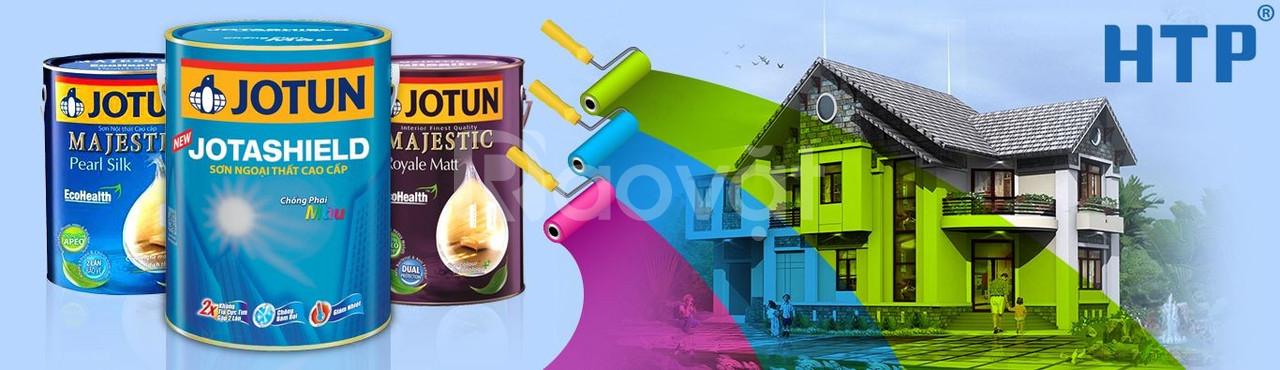 Nhà phân phối sơn Jotun tại TP.HCM giá rẻ mà bạn chưa biết