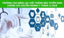 Chiêu sinh chứng chỉ chuyên ngành y tại Đà Nẵng