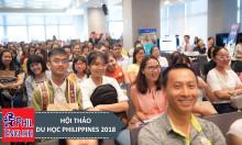 Nhận học bổng toàn phần khi tham dự hội thảo du học Philippines 2018