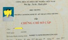 Học nhanh chứng chỉ nhân viên bán hàng xăng dầu tại Hà Nội