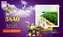 Tour Cà Mau 5 sao