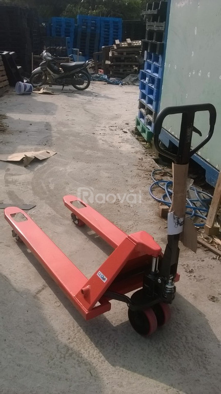 Bán xe nâng tay, xe nâng hàng, xe nâng pallet tại Đà Nẵng