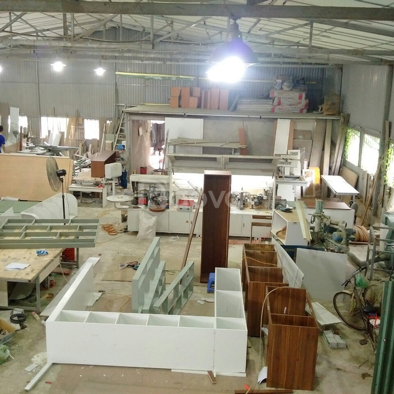 Sửa chữa đồ gỗ quận 6, giường, tủ, bàn ghế, kệ tủ bếp, cầu thang, cửa