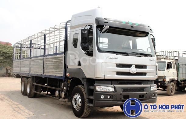 Xe tải Chenglong 3 chân