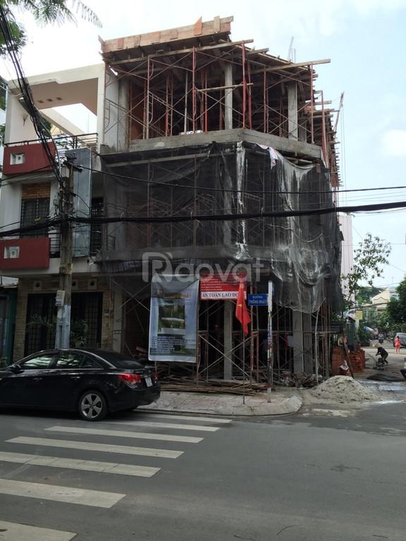 Xây dựng nhà quận Tân Phú