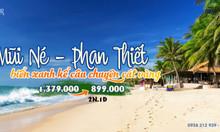 Tour Phan Thiết – Mũi Né 2N1Đ resort 3 sao khuyến mãi hè 2018
