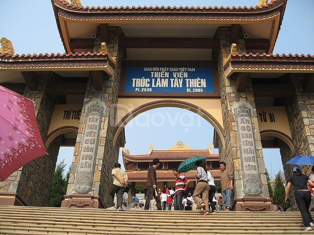 Tour Lễ hội hoa đăng Tây Thiên - hồ Đại Lải - Đảo Ngọc Resort
