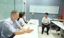 Nhóm học Anh văn giao tiếp - giáo viên nước ngoài chỉ từ 110k/h
