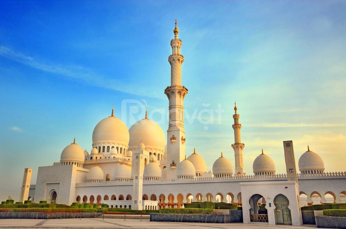 Dubai tour khuyến mãi