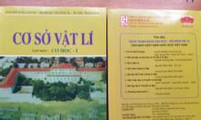 Sách cơ sở vật lý tập 1