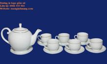Bộ ấm trà in ấn tại Quảng Nam - Quảng Ngãi - Đà Nẵng
