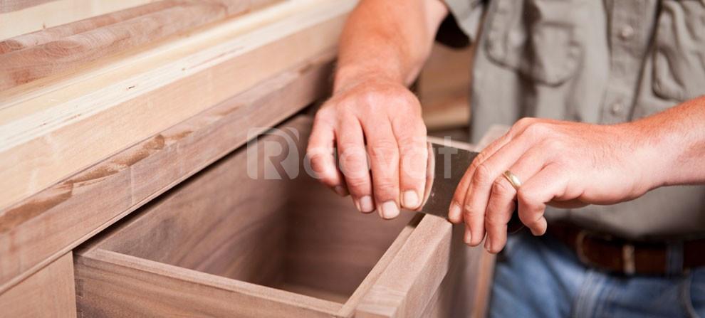 Đánh bóng sàn gỗ (ảnh 4)