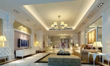 Các phong cách thiết kế đèn cho phòng khách đẹp