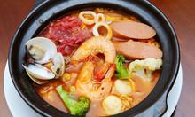 Học nấu món ăn Hàn Quốc