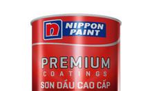Đại lý sơn phản quang Nippon màu vàng 5 lít