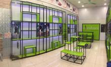 Thiết kế thi công nội thất showroom hàng xách tay đẳng cấp
