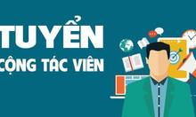Tuyển dụng nân viên kinh doanh, CTV bên mảng vay vốn sinh viên