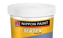 Cần mua sơn Nippon Matex nội thất 18 lít
