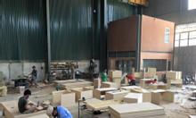 Xưởng đồ gỗ, xưởng sản xuất đồ gỗ nội thất quận 4, HCM