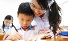 Nhận làm gia sư toán - anh cho học sinh 3-12